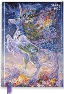 Josephine Wall - Soul of a Unicorn - Hardback Pocket Diary 2020